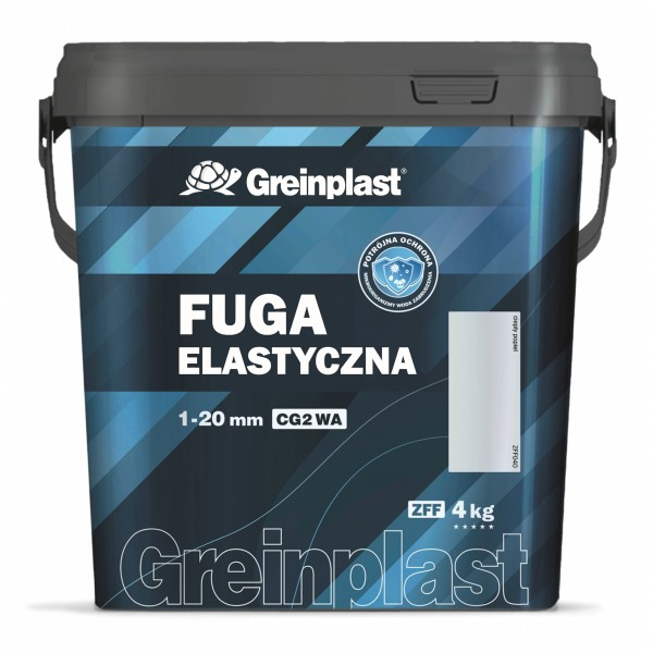 FUGA ELASTYCZNA GREINPLAST ZFF 4kg