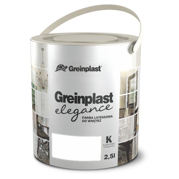 LATEKSOWA FARBA DO WNĘTRZ GREINPLAST ELEGANCE FWK