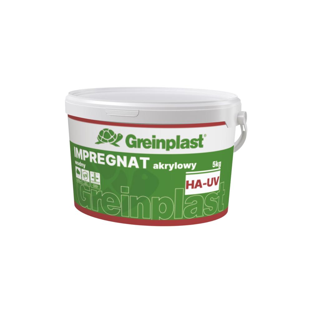 IMPREGNAT AKRYLOWY WODNY GREINPLAST HA-UV (1/5kg)