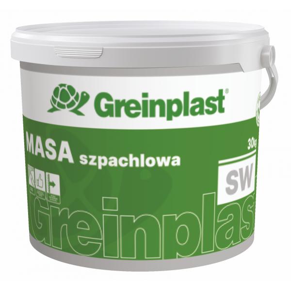 MASA SZPACHLOWA GREINPLAST SW (2/8/17kg)