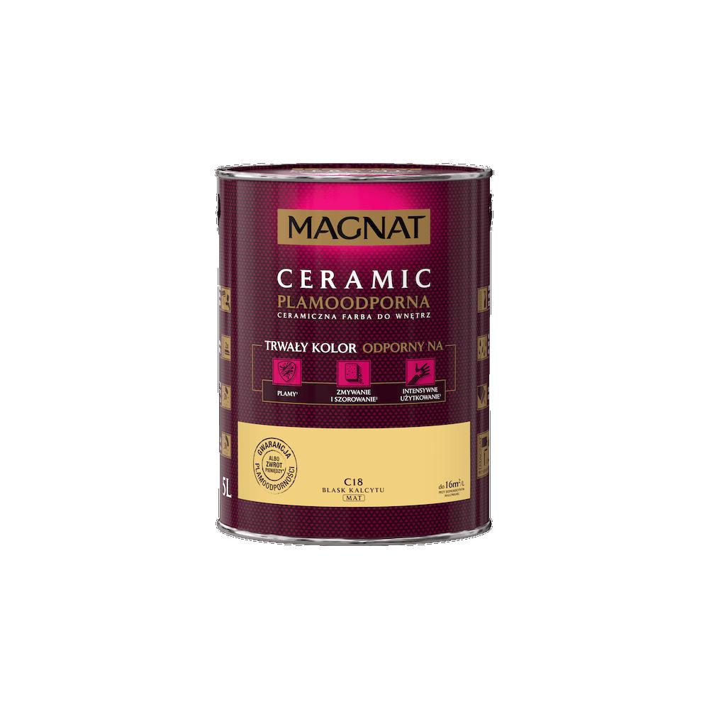 FARBA PLAMOODPORNA MAGNAT CERAMIC 2,5l