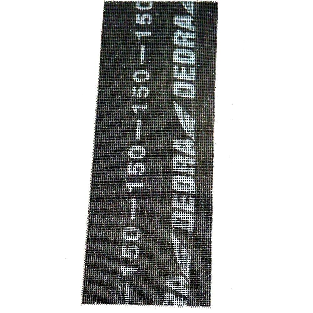 SIATKA CZARNA 105x280mm (P60-220)