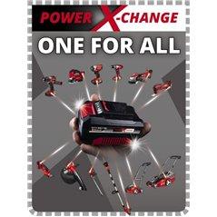 ZESTAW STARTOWY 18V AKU 4 Ah/ZASILACZ POWER X-CHANGE