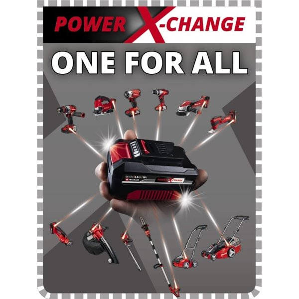 AKUMULATOR 5,2Ah 18V EINHELL POWER X-CHANGE