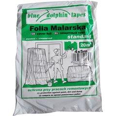 FOLIA MALARSKA BLUE DOLPHIN TAPES STANDARD 4x5m