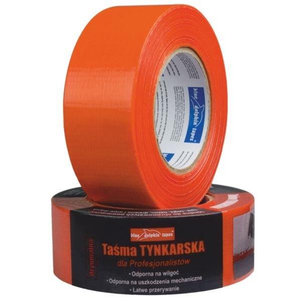 TAŚMA TYNKARSKA BLUE DOLPHIN TAPES DTPRO 48mm x 20m